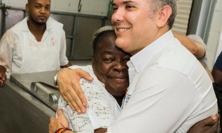 Seré el presidente que le dará el más grande estímulo al liderazgo afrocolombiano en la historia: Duque