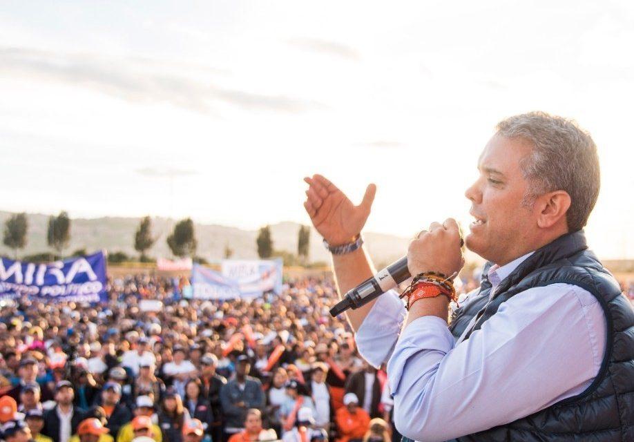 El mundo entero tiene que rechazar las elecciones en Venezuela: Duque