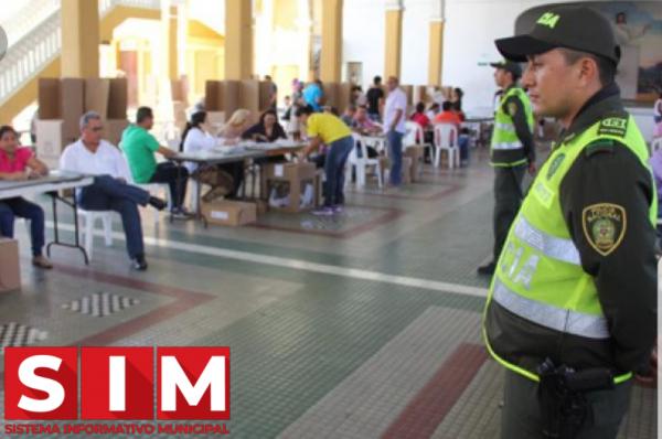 ESTAS SON LAS PROHIBICIONES QUE SE TENDRÁN EN MATERIA DE SEGURIDAD PARA EL DOMINGO DE ELECCIONES