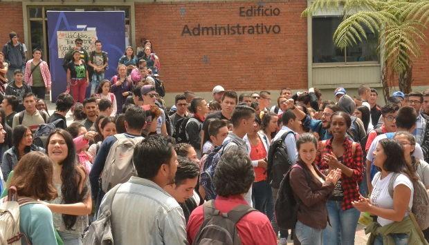 Rector y estudiantes, a buscar acuerdos