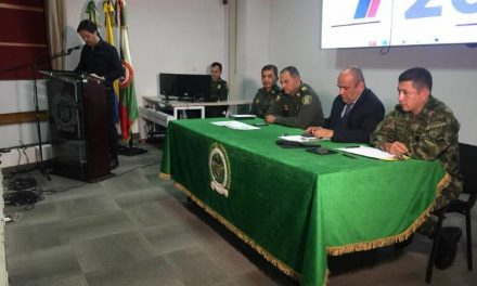 Batallón Ayacucho instala Plan Platón en el departamento de Caldas