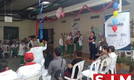 ADULTOS MAYORES DEL CENTRO VIDA LA ISLA CELEBRARON EL DÍA DE LA FAMILIA