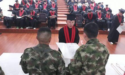 53 Soldados Regulares del Batallón Ayacucho culminaron con éxito su Servicio Militar