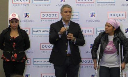 Presidente Duque activa plan para atender afectaciones por la emergencia invernal en Mocoa
