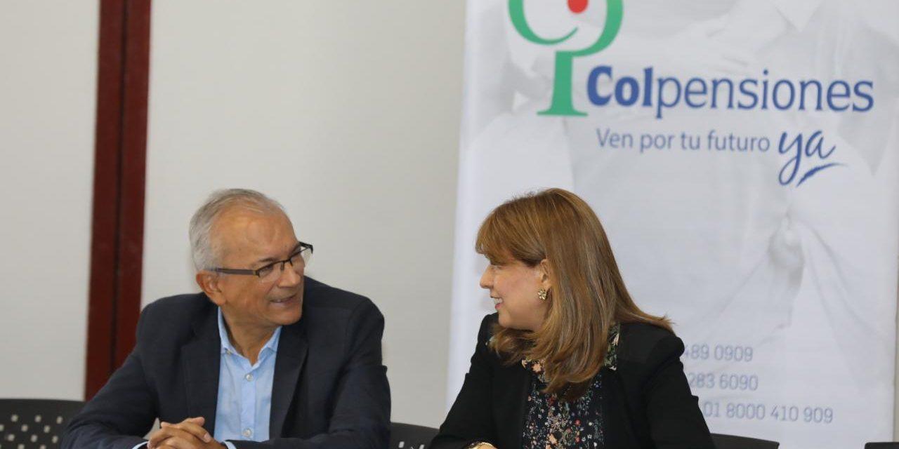 Con el acompañamiento de Colpensiones, empresarios caldenses se están poniendo al día en temas pensionales