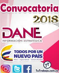 Programación de publicaciones DANE del 18 al 22 de junio de 2018