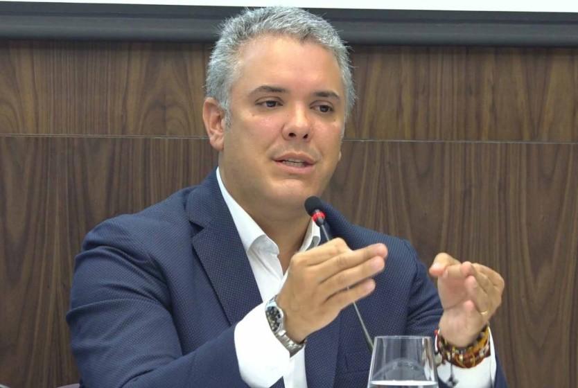 En marcha medidas para enfrentar rápidamente actividad delincuencial en San Andrés, anuncia el Presidente Duque