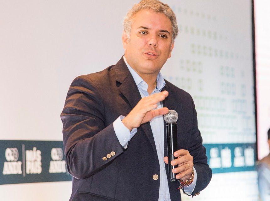 ACOPI respalda el programa del candidato Iván Duque