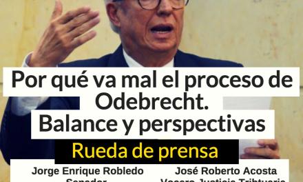 RUEDA DE PRENSA CON JORGE ENRIQUE ROBLEDO CASTILLO