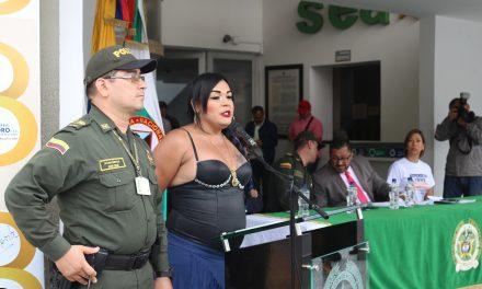 POLICÍA Y ALCALDÍA COMPROMETIDOS CON EL RESPETO DE LOS DERECHOS Y CONDICIONES DE IGUALDAD DE LA POBLACIÓN LGTBI EN MANIZALES
