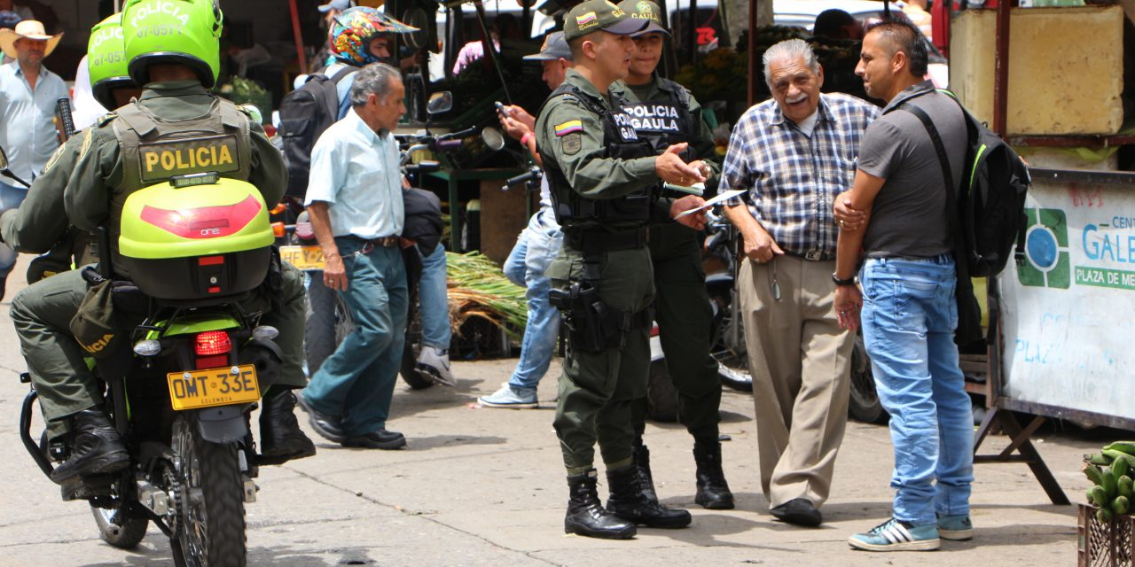 POSITIVO BALANCE DEL MODELO NACIONAL DE VIGILANCIA COMUNITARIA POR CUADRANTES PATRULLAS DE LOS CUADRANTES REGISTRAN 1.465 CAPTURAS DURANTE LOS PRIMEROS 6 MESES DE 2018.