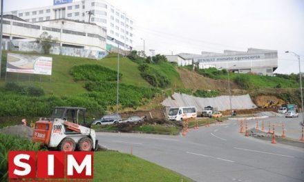 AVANZAN LAS OBRAS PARA LA CONSTRUCCIÓN DEL PUENTE VEHICULAR DE LA AUTÓNOMA