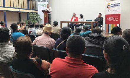 Unidad para las Víctimas cumplió con la indemnización a 60 personas en Manizales