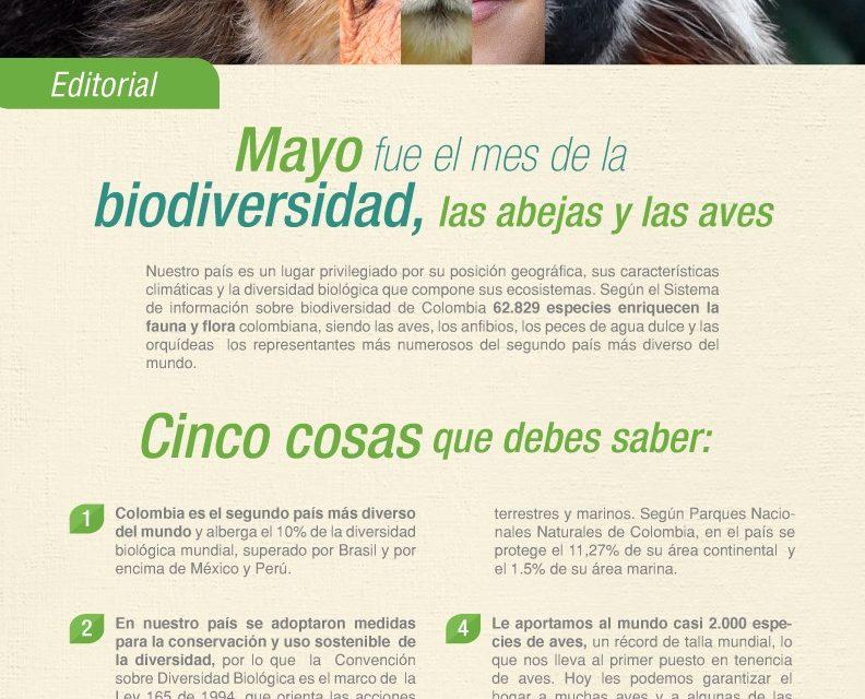 Así se vivió Mayo Biodiverso. Entérate con BanCO2