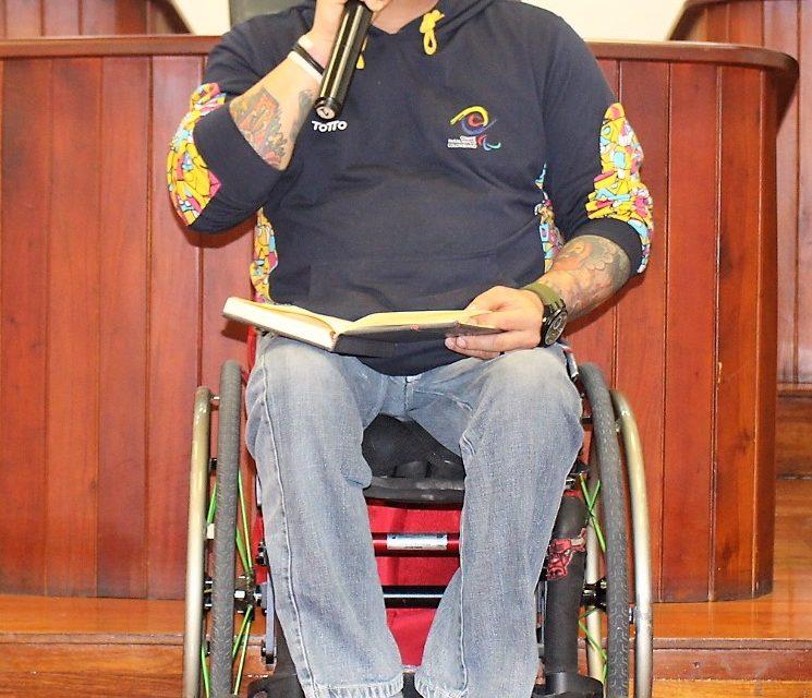 """Foro: """"Discapacidad en Manizales – Avance de la Política Pública de Discapacidad""""."""