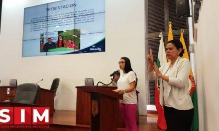OFICINA DE LA DISCAPACIDAD, BIEN CALIFICADA EN EL CONCEJO DE MANIZALES