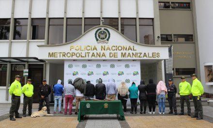 """EXPENDIOS DE VICIO  EN """"SIERRA MORENA""""  NUEVAMENTE DERRIBADOS"""