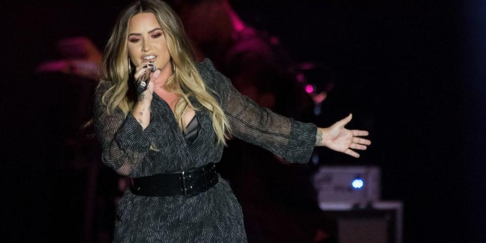 ¿Demi Lovato dio pistas de su estado en la canción 'Sober'?