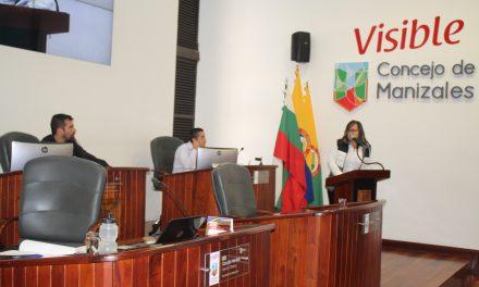 En aras de publicar en la Gaceta del Concejo de Manizales el fallo de la Sala de Decisión del Tribunal Administrativo de Caldas se realizó una Rueda de Prensa