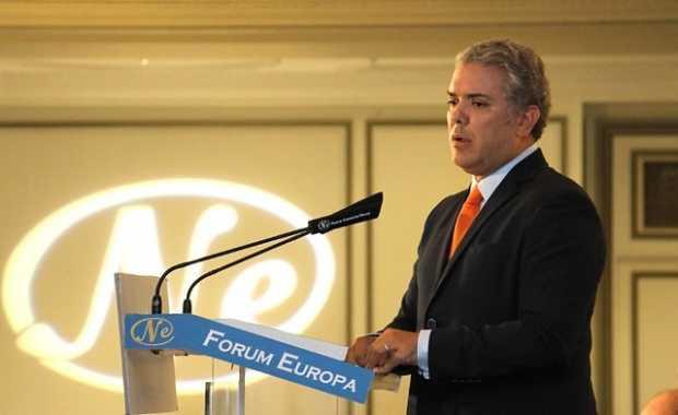 Presidente electo Ivan Duque anuncia que en una semana presentará su gabinete