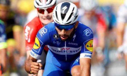 Fernando Gaviria ganó su segunda etapa en el Tour de Francia