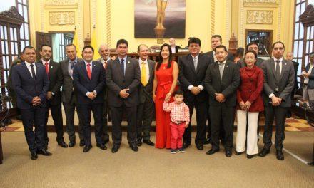Clausura del segundo periodo de Sesiones Ordinarias de la Asamblea Departamental de Caldas