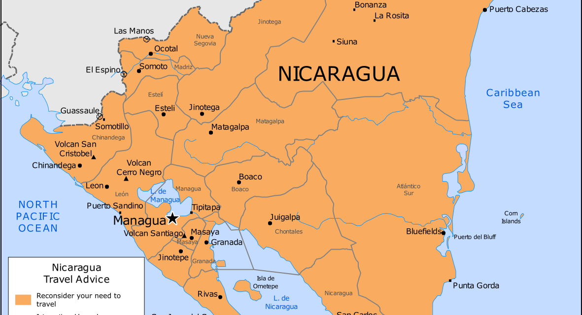 Comunicado de prensa sobre la situación en Nicaragua