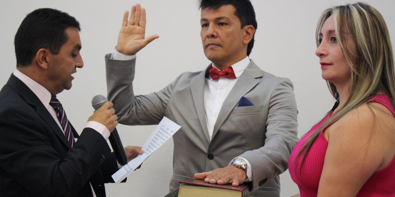 Posesión del H.C. Diego Fernando Espinosa Benjumea