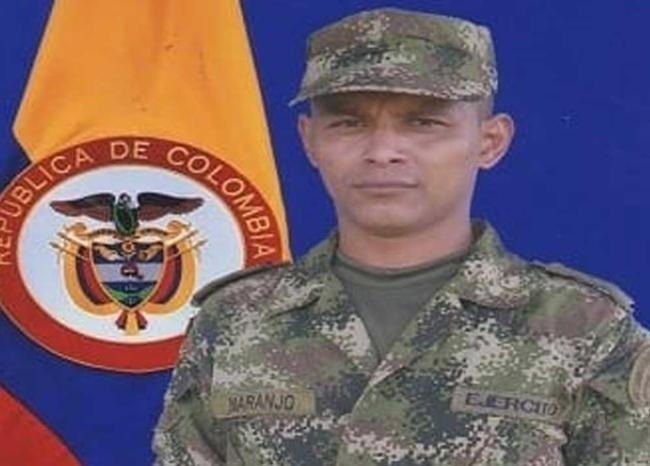 Asesinan a soldado que protegía de atentados a líderes sociales en Antioquia