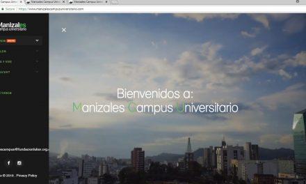 Manizales Campus Universitario ya tiene plataforma digital