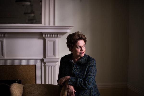 Dilma Rousseff vuelve a la política: ahora busca ser senadora.