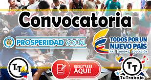 CONVOCATORIA EMPRENDIMIENTO COLECTIVO 2018 REALIZADA POR PROSPERIDAD SOCIAL