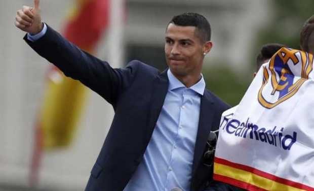 Real Madrid confirmó el traspaso de Cristiano Ronaldo al Juventus