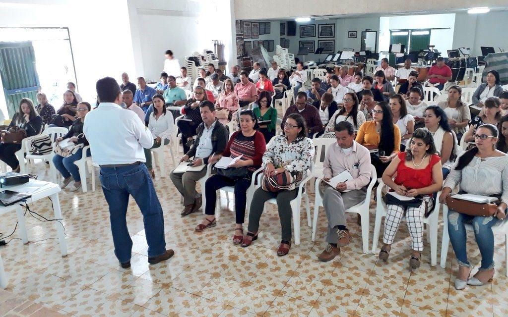 RECTORES DE CALDAS DESTACAN LA REVOLUCIÓN EN INFRAESTRUCTURA EDUCATIVA Y EL AUMENTO DE LA CALIDAD. GOBIERNO DE CALDAS REALIZA ENCUENTROS REGIONALES PARA ANALIZAR EL SECTOR