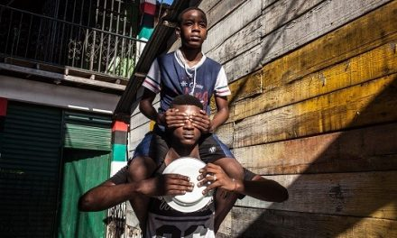Con un baile de resistencia, artistas chocoanos protagonizan el Montaje Coreográfico 2018