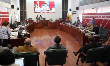 Aprobado en plenaria la iniciativa que compromete vigencias futuras para el Instituto de Valorización de Manizales – INVAMA.