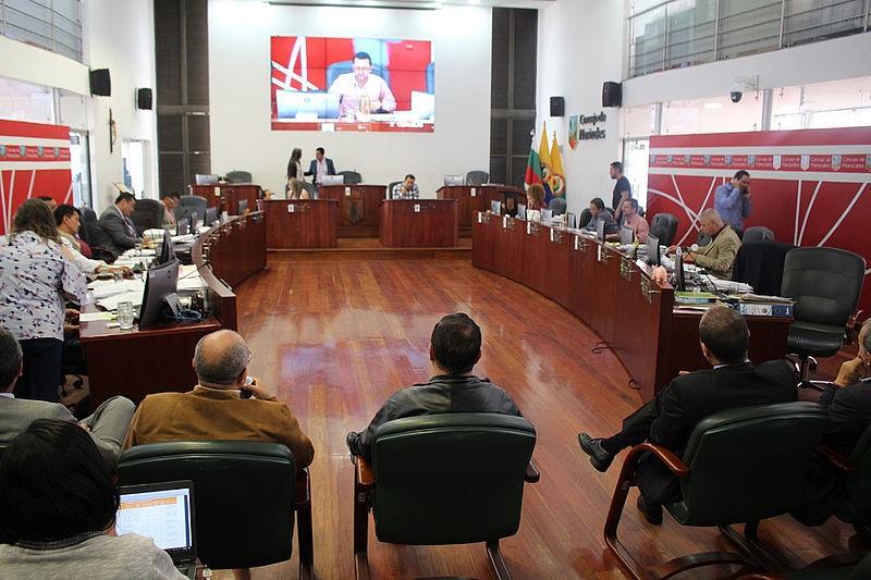 Aprobadas por unanimidad las modificaciones del presupuesto de rentas y gastos de la Alcaldía de Manizales.