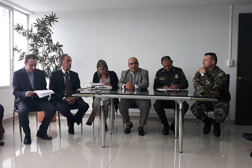 Batallón Ayacucho activa dispositivo de seguridad para el desarrollo de la Consulta Anticorrupción en Caldas