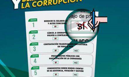 """AL CONSIDERAR QUE """"LA CORRUPCIÓN ES UN GRAN FLAGELO QUE PONE EN RIESGO LA DEMOCRACIA"""", EL GOBERNADOR DE CALDAS HIZO UN LLAMADO A LOS CIUDADANOS PARA QUE VOTEN POR EL SÍ EN LA CONSULTA ANTICORRUPCIÓN DEL PRÓXIMO DOMINGO"""