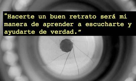 Escúchame con los ojos