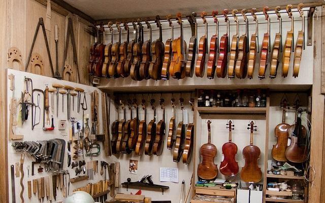 Este sábado 4 de agosto Demostración de reparación de instrumentos musicales en el Museo del Oro.