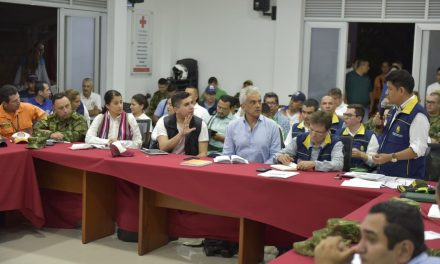 Minvivienda se desplazó a Mocoa para atender la emergencia