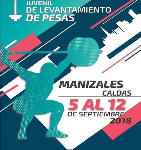 MANIZALES YA SE ALISTA PARA EL PANAMERICANO DE LEVANTAMIENTO DE PESAS