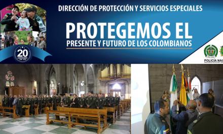 LA DIRECCIÓN DE PROTECCIÓN Y SERVICIOS ESPECIALES CELEBRA SU VIGÉSIMO ANIVERSARIO