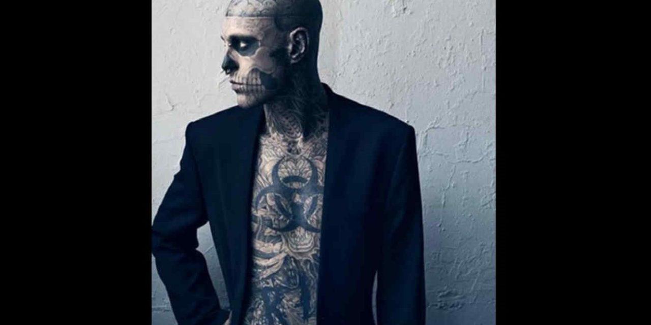 """Muere el """"Zombie boy"""" que participó con Lady Gaga en el video """"Born This Way"""""""