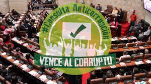 Consulte si es jurado de votación para la consulta anticorrupción