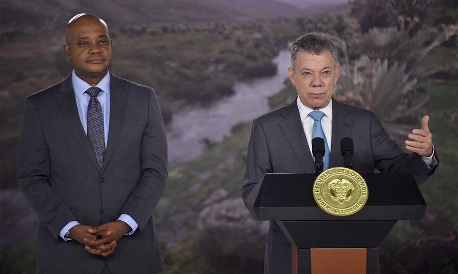 Gobierno Nacional entregó hoy todos los 37 complejos de páramos del país protegidos