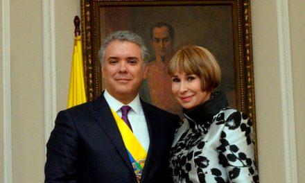 Presidente Iván Duque llega este lunes a Panamá en su primer viaje oficial