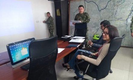 Batallón Ayacucho lidera acciones para la activación y articulación de una Burbuja Ambiental en el departamento de Caldas