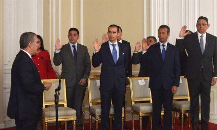 Consolidemos el poder electoral como garante para terminar con amenazas contra el voto libre: Presidente Duque